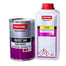 Грунт кислотный Novol PROTECT 340 Wash Primer с отвердителем 1л+1л