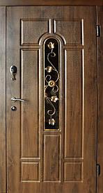 Входные двери Премиум 105 ковка полотно 86мм