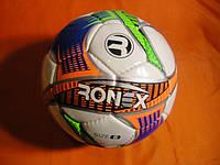 Мяч футбольный Ronex R цветной ламинированный, размер 5