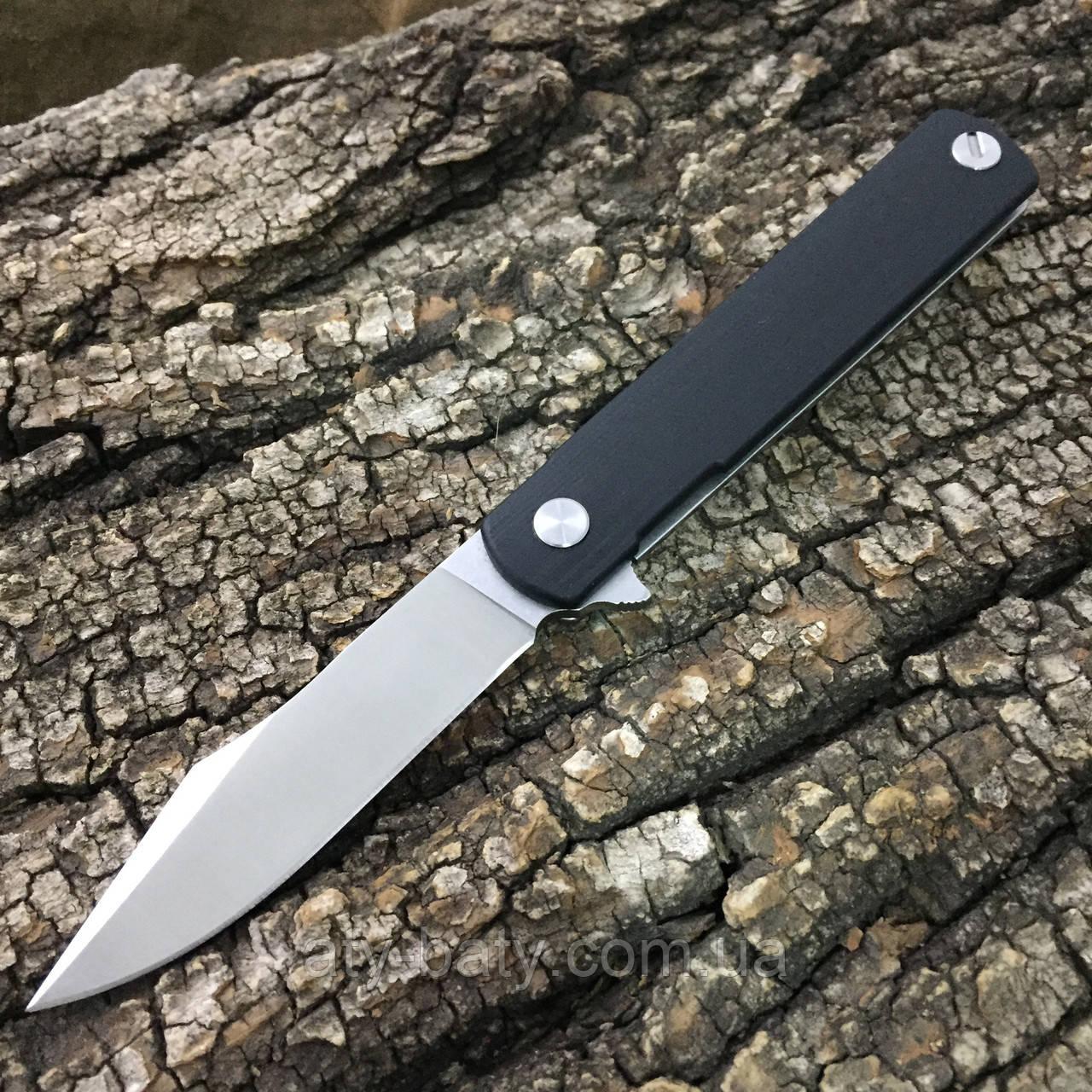 Нож Zebra MS3