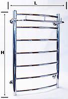 Полотенцесушитель Лестница с вешалкой 700х500мм