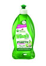 Гипоалергенное средство для мытья посуды Madel Winni's Piatti Concentrato Fiori de Lime  500ml