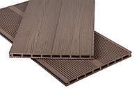Композитная террасная доска Polymer-Wood Приват Венге