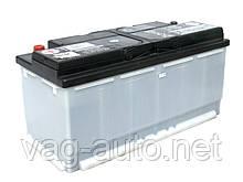 Аккумулятор VAG 80Ah/380A (-/+)