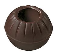 Шоколадные формы трюфель, черный шоколад