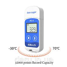 Даталогеры, регистраторы температуры и влажности