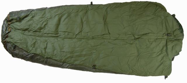 Спальный мешок армии Великобритании Camo