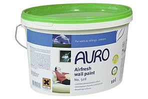 Натуральная известковая краска для стен No. 328 (фотокаталитическая) 5 л
