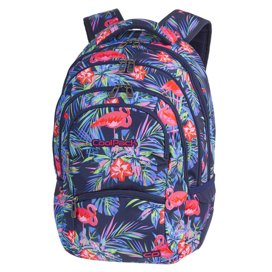 CoolPack College 28L PINK FLAMINGO
