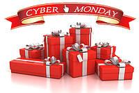 Скидки на все товары 10% в  Киберпонедельник Cyber Monday!