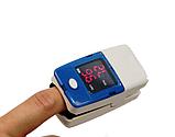 Пульсоксиметр CMS50L світлодіодний дисплей, CONTEC, фото 2