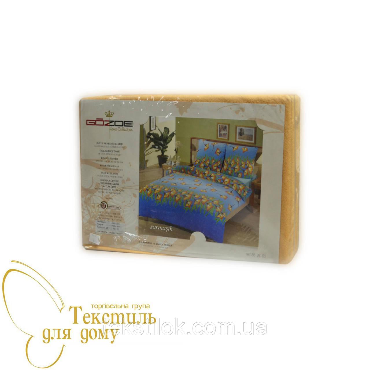 Комплект постельного белья махровый полуторный