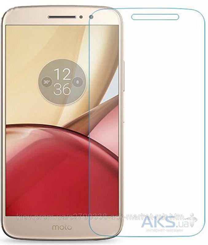 Защитное стекло Motorola Moto M XT1663|TOTO|На весь экран|Углы закругленные
