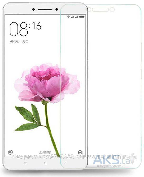 Защитное стекло Xiaomi Mi Max 2|TOTO|Углы закругленные