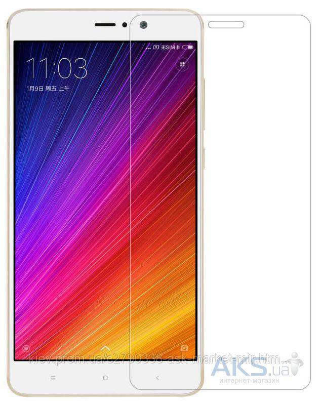 Защитное стекло Xiaomi Mi5s Plus|TOTO|На весь экран|Углы закругленные