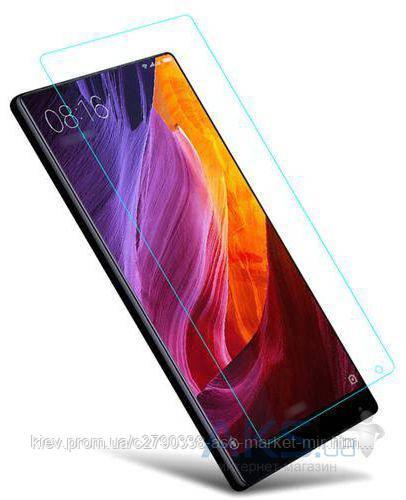 Защитное стекло Xiaomi Mi Mix|TOTO|На весь экран|Углы закругленные
