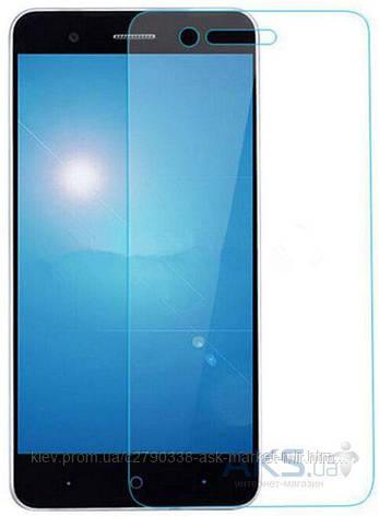 Защитное стекло ZTE Blade A510|TOTO|На весь экран|Углы закругленные, фото 2