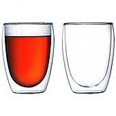 Набор высоких стаканов Bodum Pavina 2 шт x 450 мл (4560-10)