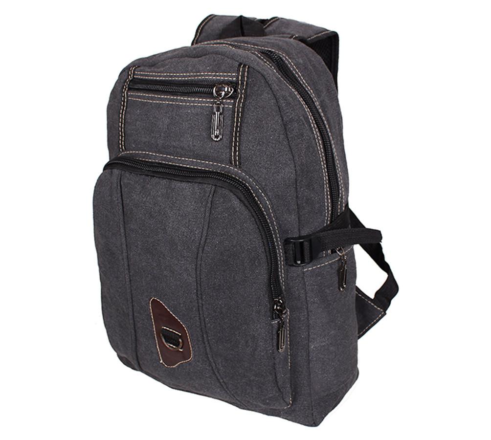 Рюкзак текстильный городской 303333-2Black черный