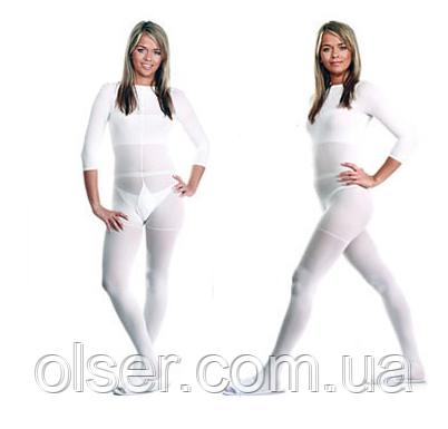 Костюм для  вакуумно-роликового массажа Mrotex ICOONE  Белый