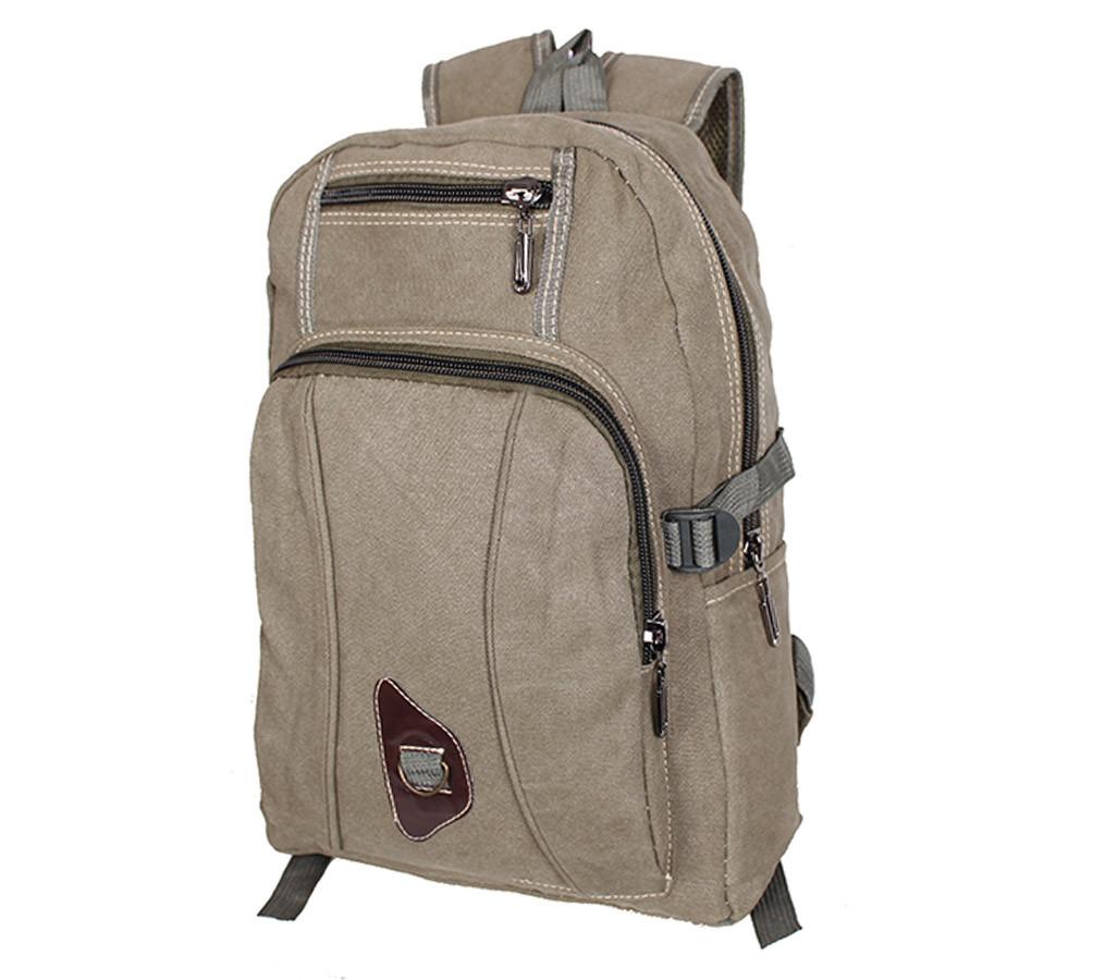 Рюкзак текстильный городской 303333-3Khaki хаки