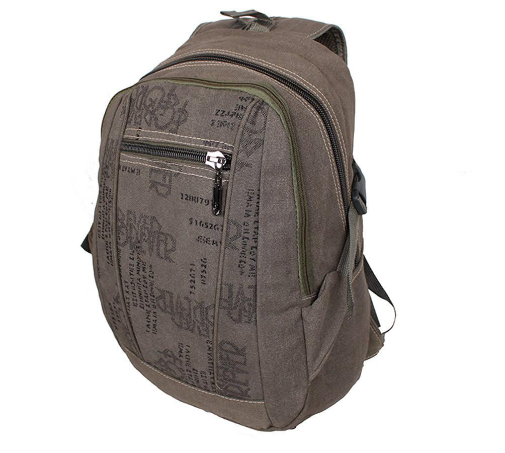 Рюкзак мужской текстильный 303362-2Khaki Хаки