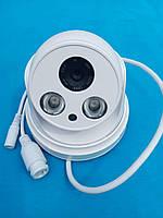 Купольная IP камера HCR 612 на 2 Мегапикселя