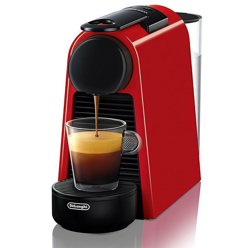 Капсульная кофемашина Nespresso Essenza Mini Solo Red