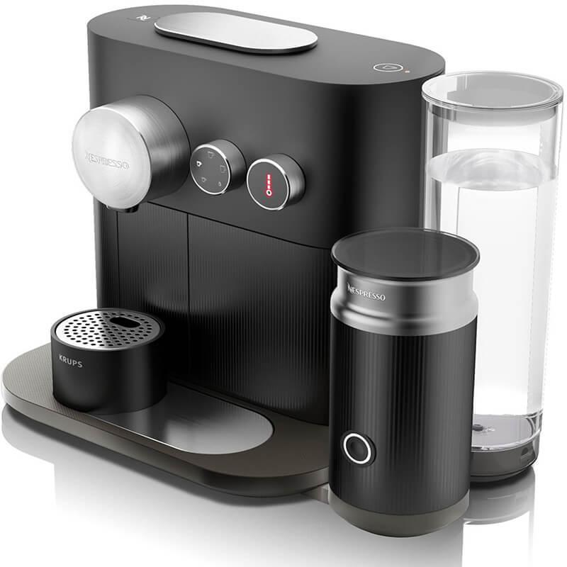 Капсульная кофемашина Nespresso EN355 Expert&Milk Anthracite