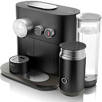 Капсульная кофемашина Nespresso EN355 Expert&Milk Anthracite, фото 1