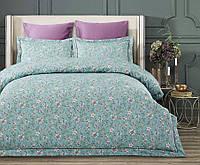Комплект полуторного постельного белья сатин Arya Fashionable Charme