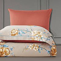 Комплект постельного белья двуспальный евро сатин Arya Fashionable Marinel