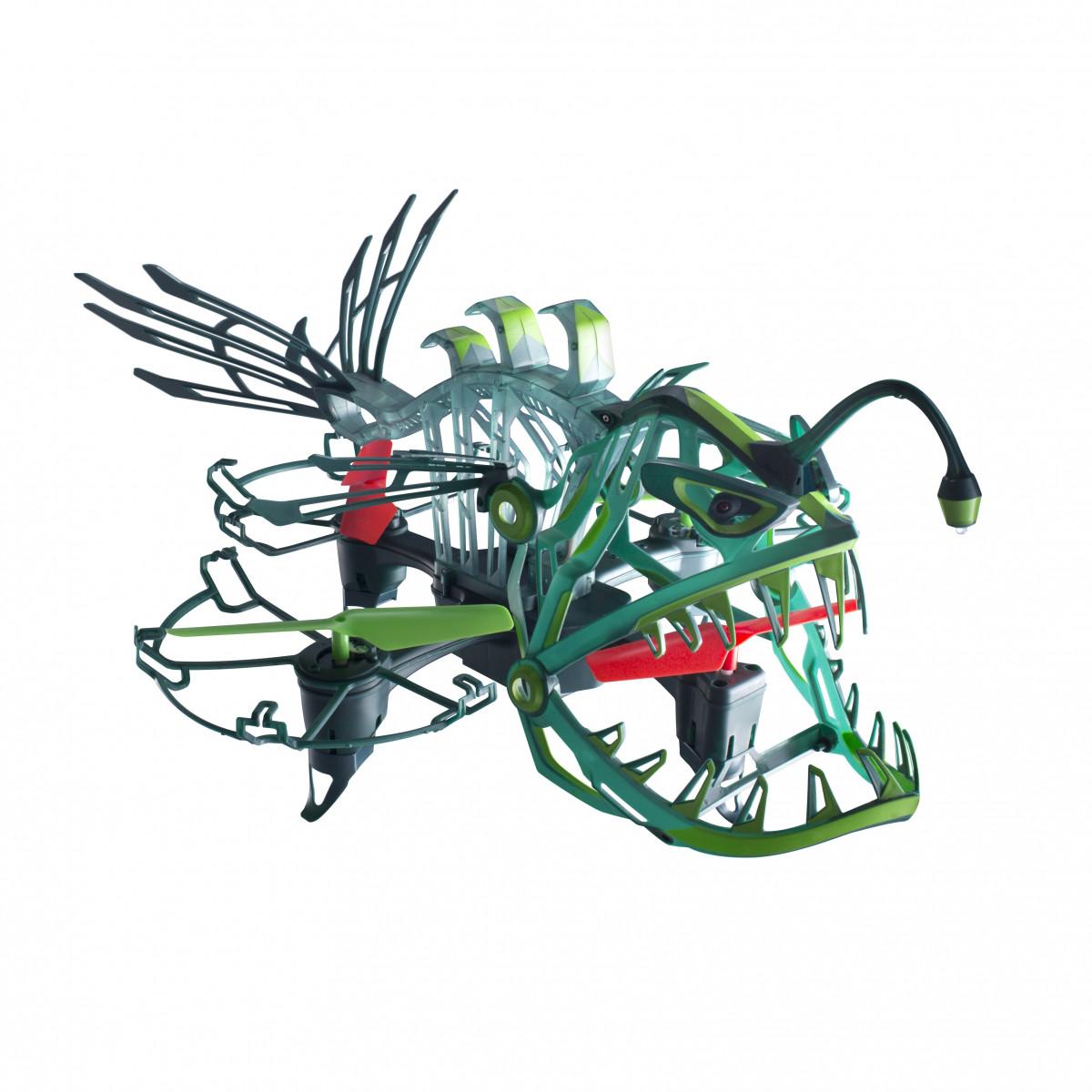 Игрушечный дрон Drone Force исследователь и защитник Angler Attack