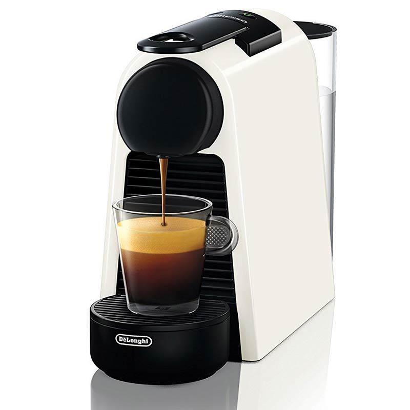Капсульная кофемашина Nespresso Essenza Mini solo White
