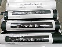 Наклейки на лобовое стекло микроавтобус MERCEDES  180х25 см, фото 1