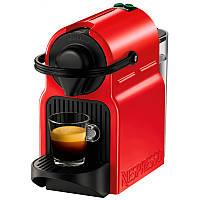 Капсульная кофемашина Nespresso Inissia Red , фото 1