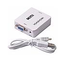 Конвертер VGA to HDMI MINI, фото 5