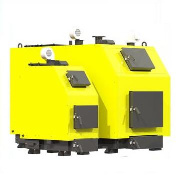 Твердотопливные котлы Kronas Prom 300 кВт (Польша - Украина)
