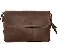 Мужской кожаный клатч VATTO Mk19Kr450 коричневый