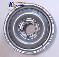 Диск колесный Шевроле-Нива R15 W6 pcd 5x139.7 серебро, Кременчуг