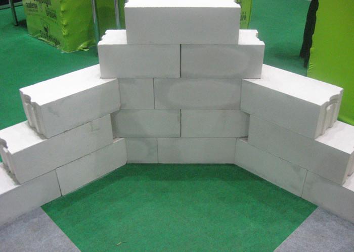 Газобетон. Изготовление газобетонных блоков