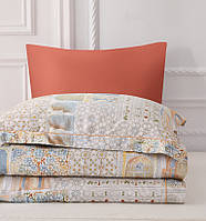 Комплект  постельного белья семейный сатин Arya Fashionable  Anette