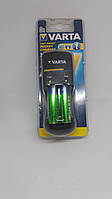З.У. VARTA Pocket Charger 2xAA+2700 mAh 57062, фото 1