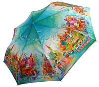 Женский зонт Zest Красочный город (полный автомат) арт. 23945-43