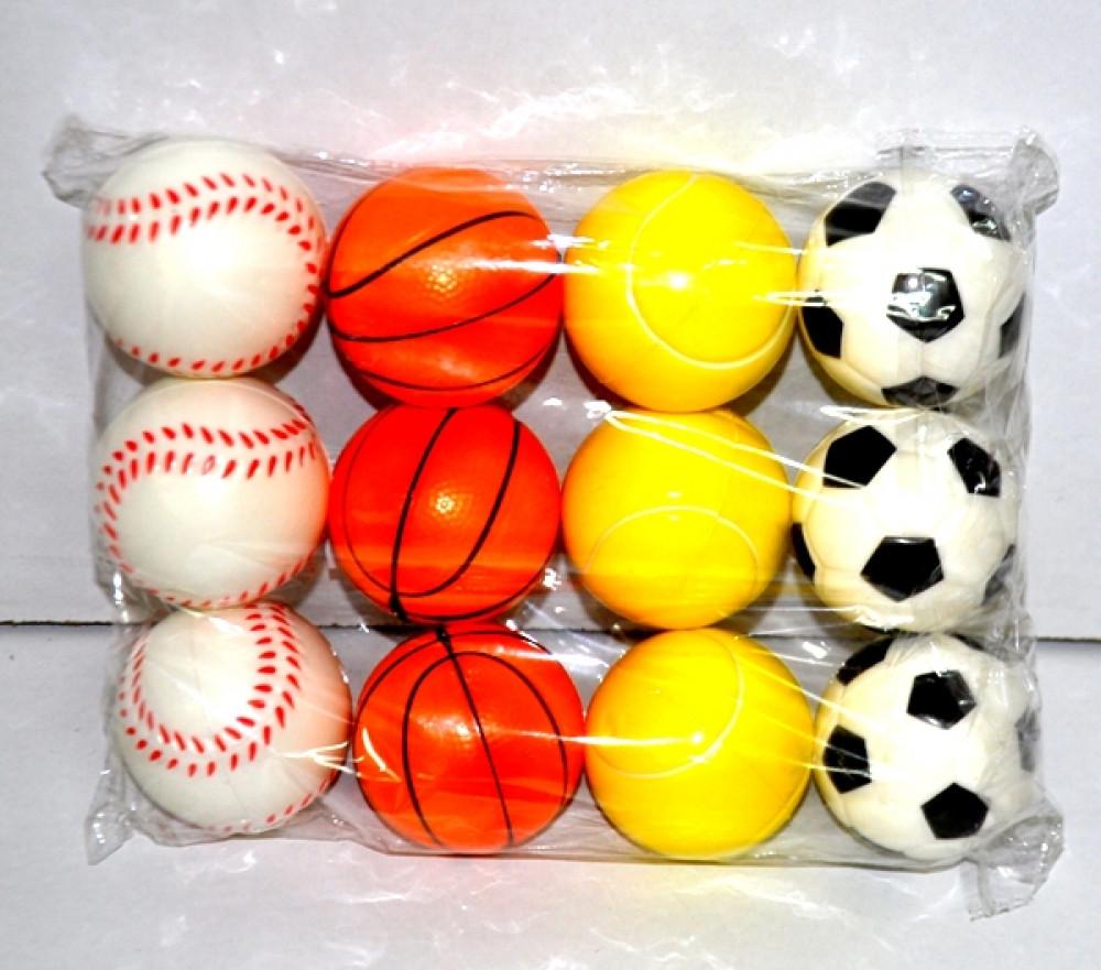 Мяч пвх 6.3см A5274