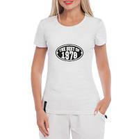 Женская футболка больших размеров The best of 1978