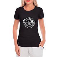 Женская футболка больших размеров Quality1978