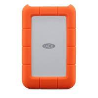 Противоударный внешний жесткий диск LaCie Rugged USB-C 1TB (STFR1000800)