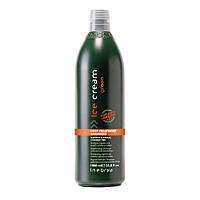 Відновлюючий шампунь для фарбованого волосся Inebrya Green Post-Treatment Shampoo 1000 мл.