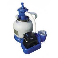 Песочный фильтр-насос 28648 Intex предназначен для механической очистки воды